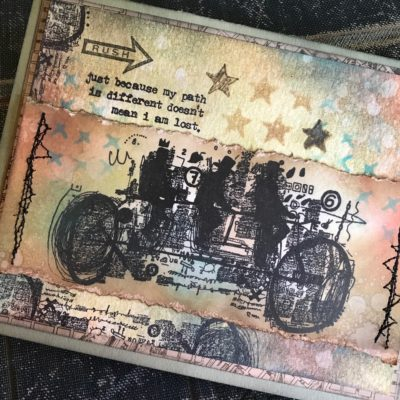 Creativation 2018 Tim Holtz Samples (Part 8)