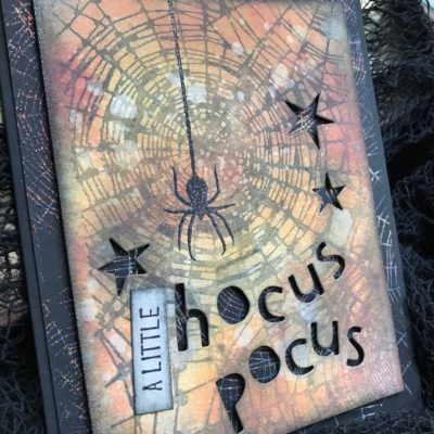 a little hocus pocus