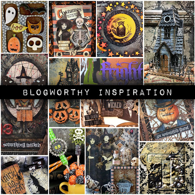 Selected Blogworthy by Tim Holtz 1
