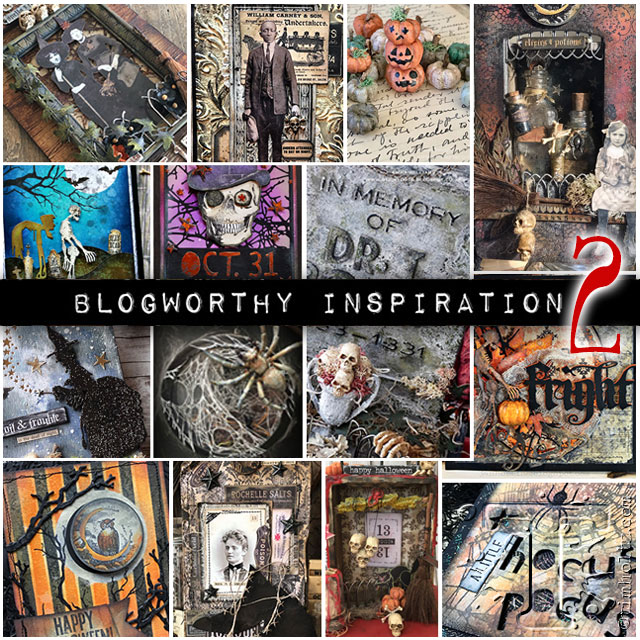 selected blogworthy by Tim holtz 2