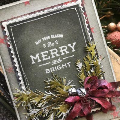 Merry and Bright: A Farmhouse Christmas