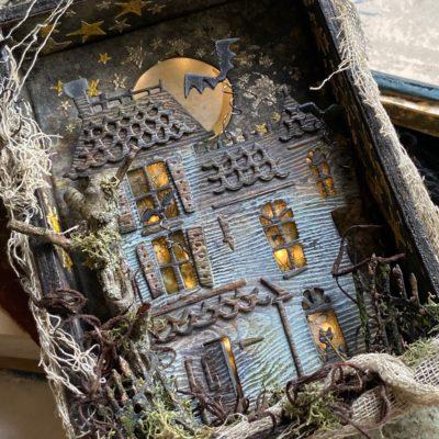 A Haunted House Vignette